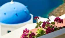 Car Rentals in Santorini island